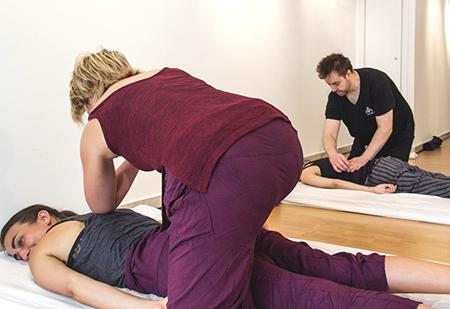 Estudiar masaje tailandes en los mejores centros masaje