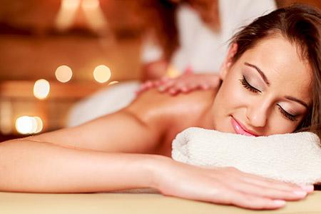 La calidad de vida mejora con un masaje semanal: relajante y terapéutico.
