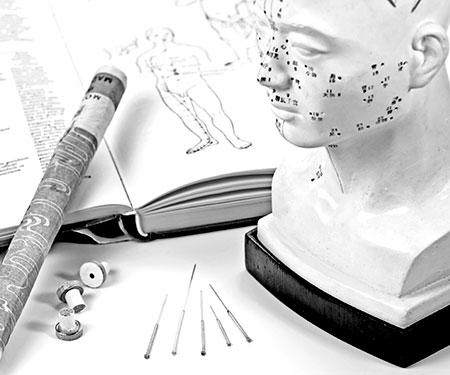 La técnica de la moxibustión también puede darse combinada con los métodos de la acupuntura.