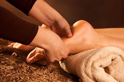 La reflexología podal oriental, una de las terapias alternativas más antiguas.