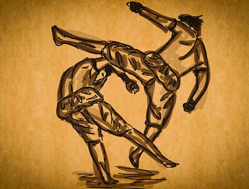 El masaje tailandés para deportistas está vinculado al arte marcial muay thai, el deporte más popular y antiguo de Tailandia.