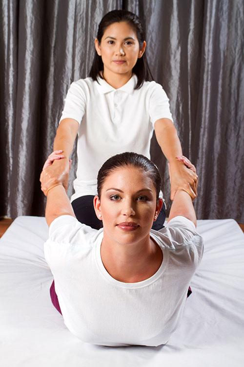 El masaje tailandés para deportistas también contempla el equilibrio mental y emocional de la persona.