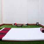 Masaje thai en jardín madrid