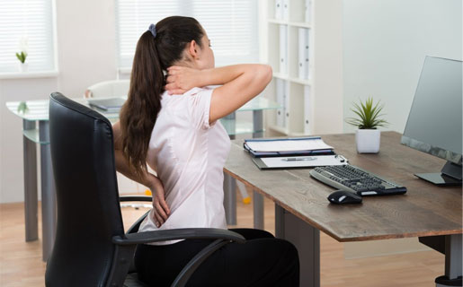 Patologías de una mala postura
