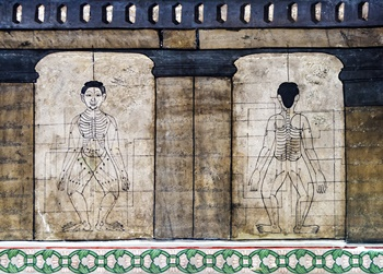 Orígenes del masaje tailandés: la terapia de Buda