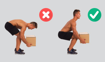 Prevenir contracturas musculares