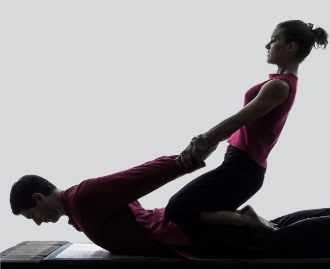 Que es la medicina alternativa, masaje